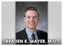 Braden Mayer, MD
